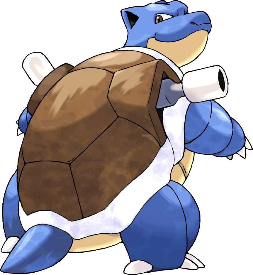 clipart freeuse download  png for free. Blastoise transparent.