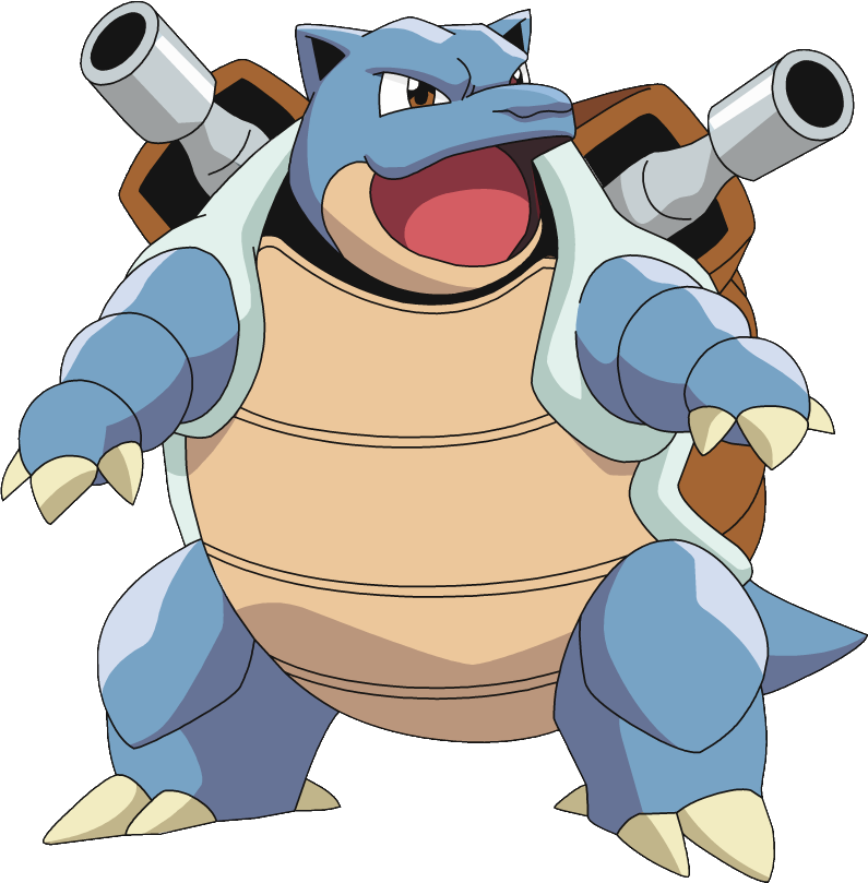 clip library Image ag anime png. Blastoise transparent