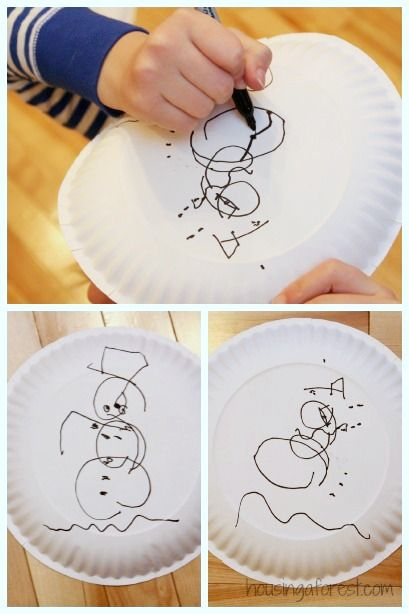 jpg royalty free Snowman game could be. Blindfold drawing christmas