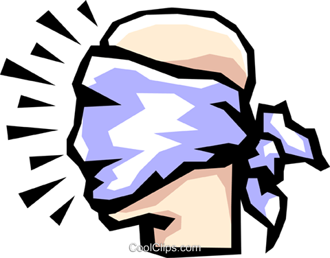 royalty free download Blindfold drawing clip art. Collection of free blindfolded