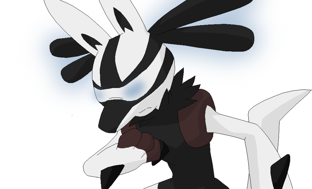 banner freeuse download Blindfold drawing deviantart. Lucio the blind lucario
