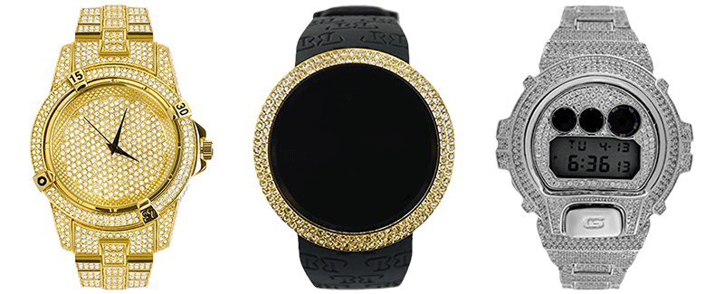 png transparent download Best watches top picks. Bling transparent iced out