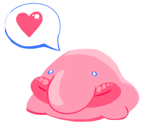 clipart free download Explore on deviantart kaynime. Blobfish drawing cute.