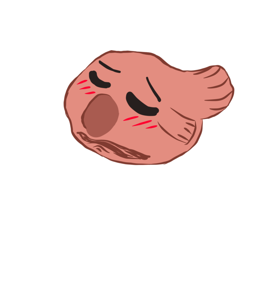 banner free stock Blobfish drawing swag. Me dramatic by jayebirde