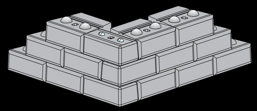 banner freeuse Redi rock blocks are. Block clipart cinder block
