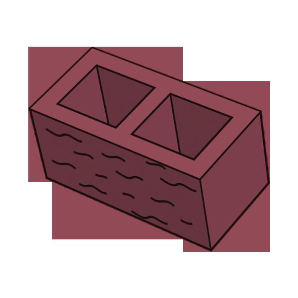 picture black and white Block clipart cinder block. Concrete products washupito s