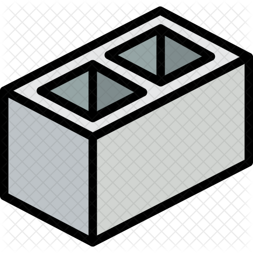 clipart library stock Block clipart cinder block. Icon tools construction equipment