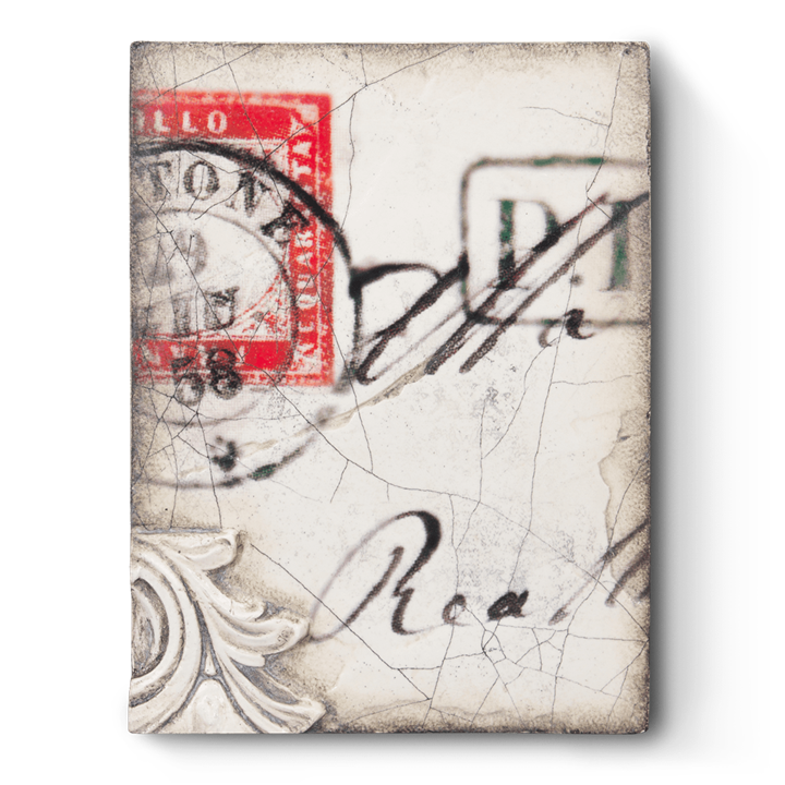 svg royalty free library A forgotten letter sid. Block drawing still life