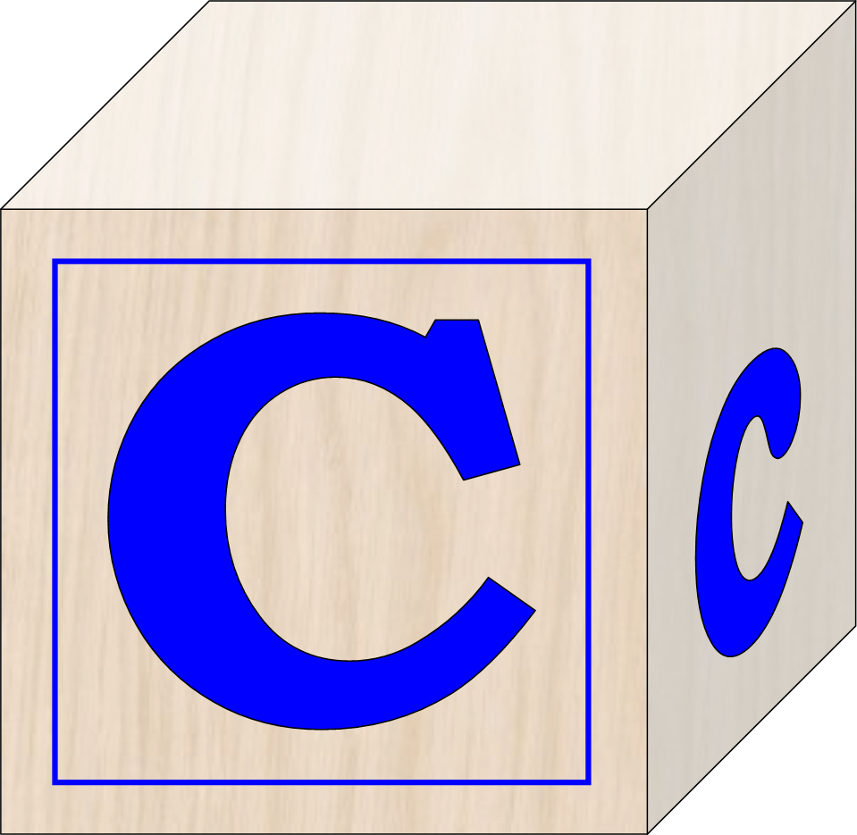 image download Blocks c free images. Block letters clipart