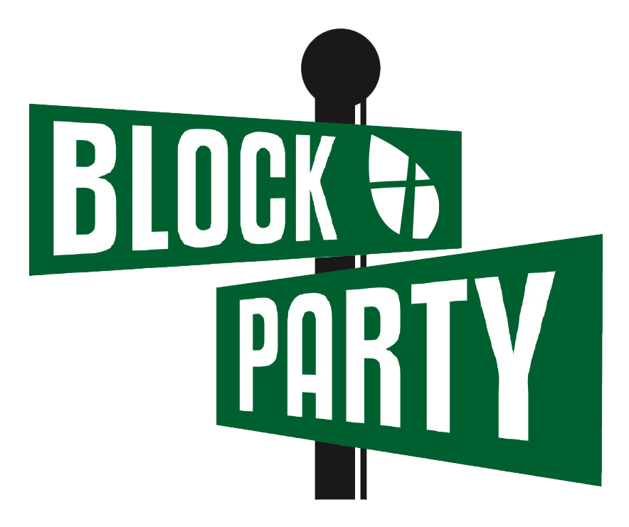 image royalty free stock Block Party Clipart