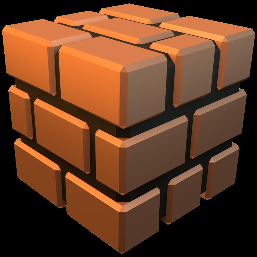 clip art free download Cinema d custom brick. Blocks clipart super mario.