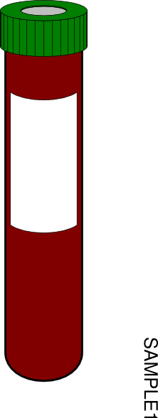 svg black and white download Blood Tube Clip Art at Clker