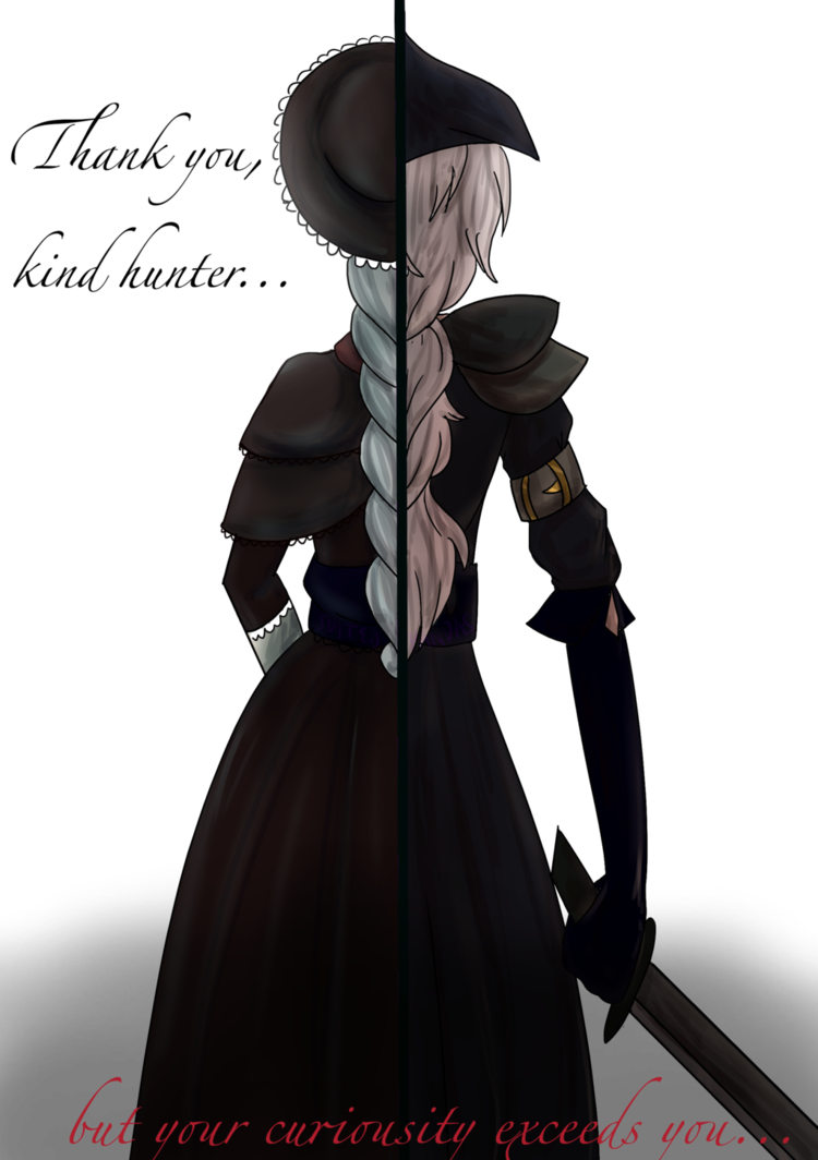 png transparent library Bloodborne drawing anime. Lady maria by suitedpandas