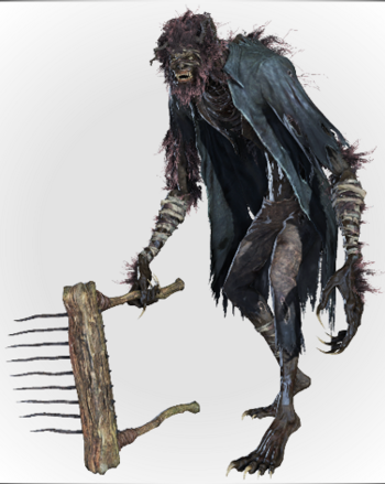png free Enemies and bosses characters. Bloodborne drawing blood starved beast