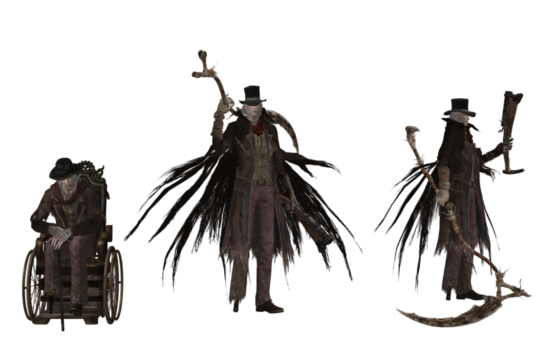 clip transparent Xentax view topic and. Bloodborne drawing bone ash