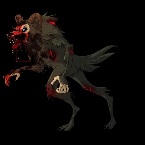 transparent library Bloodborne drawing demon. Enemies tumblr