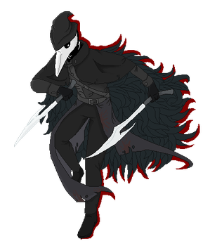 picture free stock By swordssound on deviantart. Bloodborne drawing eileen the crow