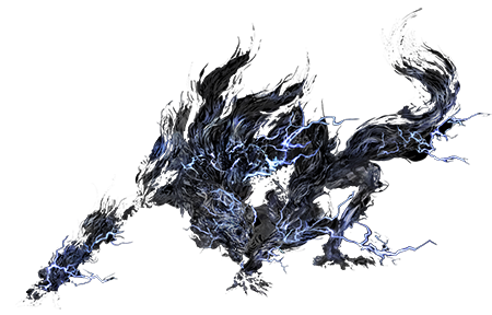png black and white stock Image darkbeast png non. Bloodborne drawing monsters