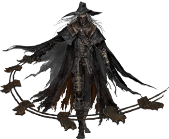 jpg freeuse library Bloodborne drawing simple. Characters from the old