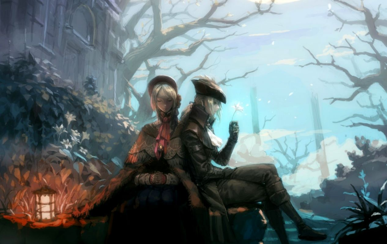 clipart Gold wallpapers . Bloodborne drawing wallpaper