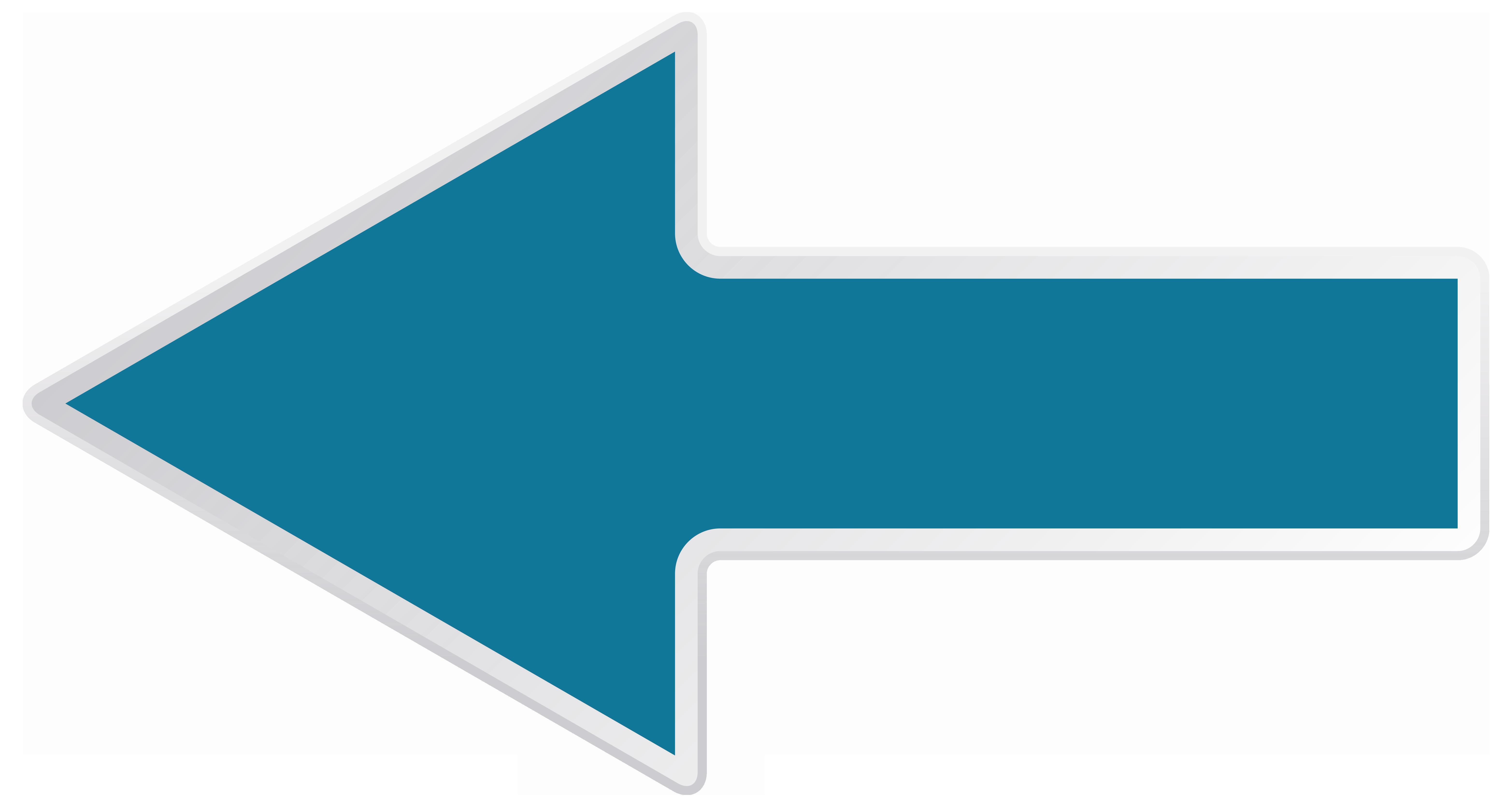 jpg download Left transparent png clip. Blue arrow clipart.