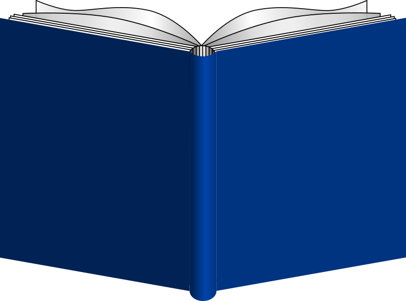 svg freeuse download Vector books blue. Book by sheikh tuhin