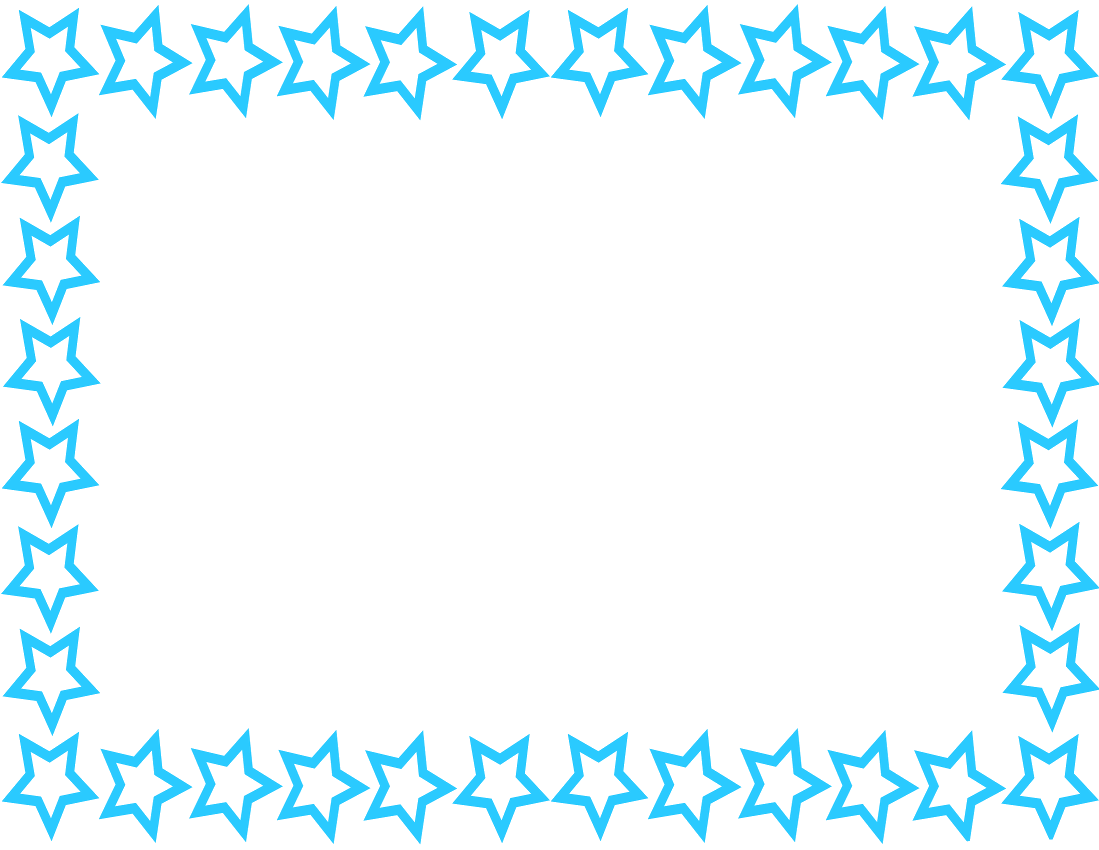 graphic library stock Blue border clipart. Free download clip art