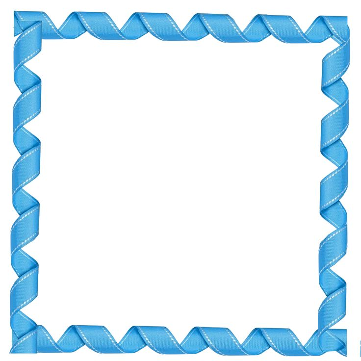 vector royalty free Blue border clipart. Free borders and frames