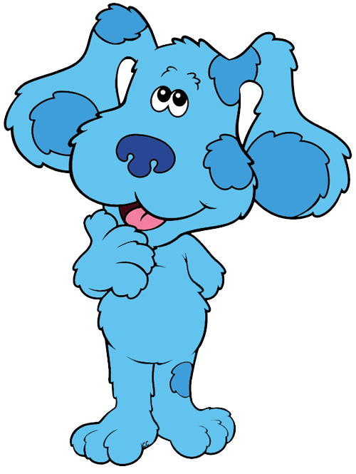 png freeuse Blue clipart. S clues clip art