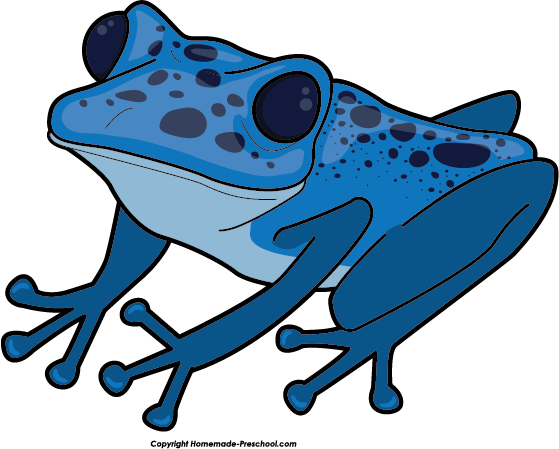 graphic black and white library Blue clipart poison dart frog. Clipground click to save.