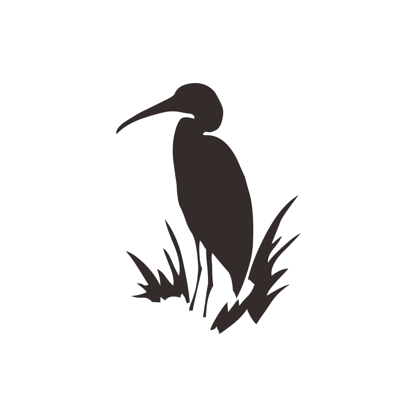 svg free library Great blue heron Green heron Clip art