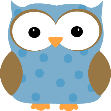 banner royalty free stock The Blue Spotted Owl