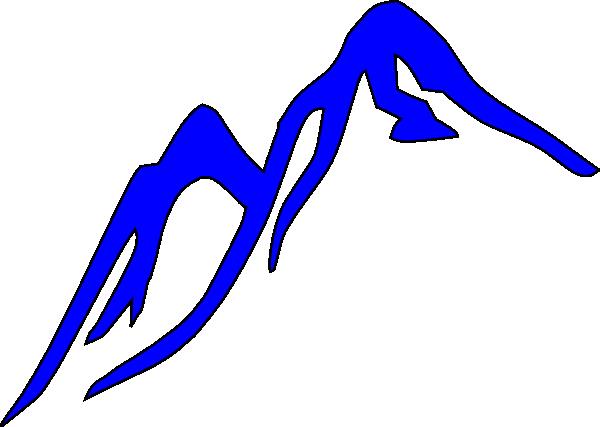 clip Blue Ridge Mountains Clipart