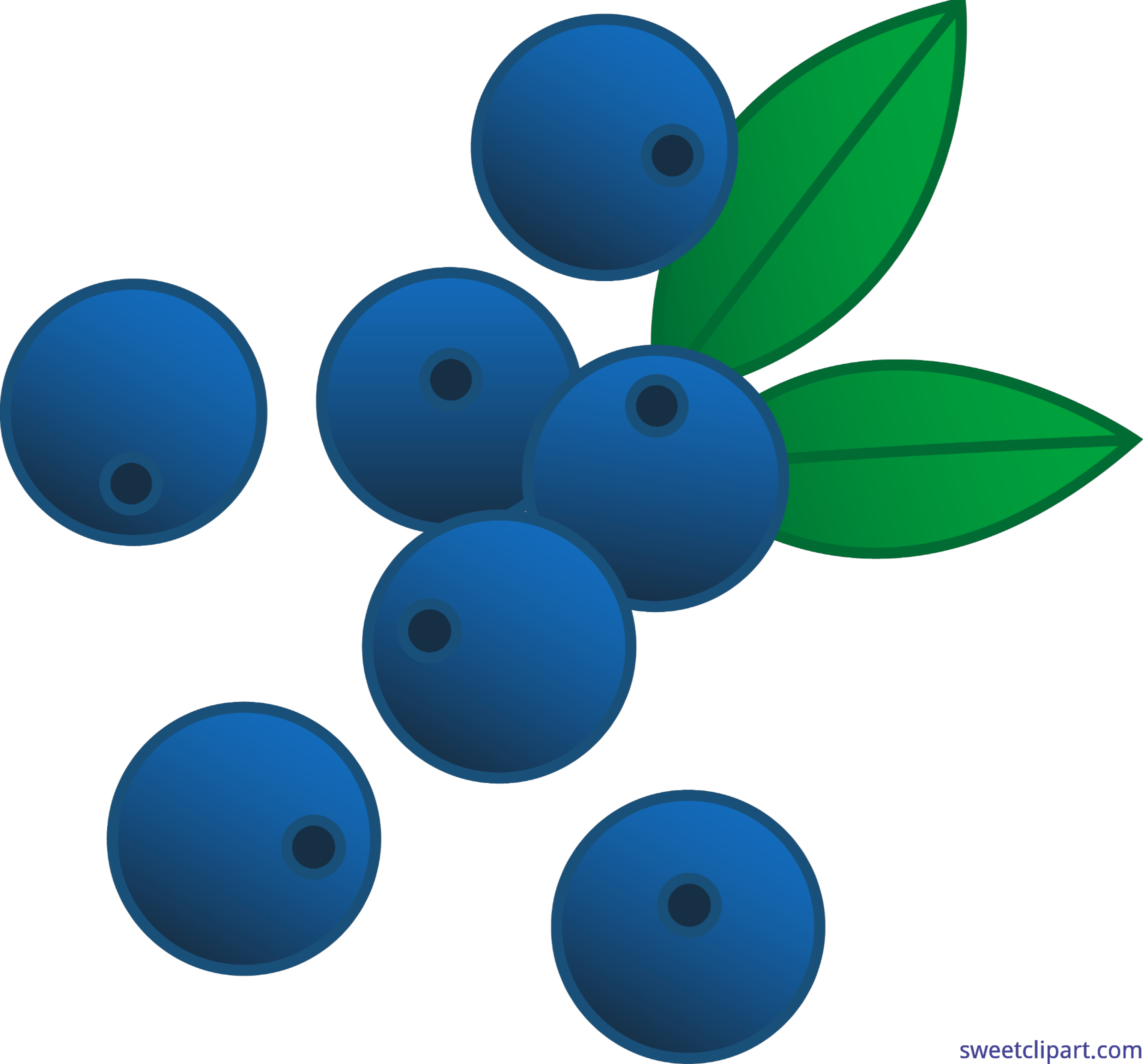 vector download Blueberry clipart. Berries blueberries clip art