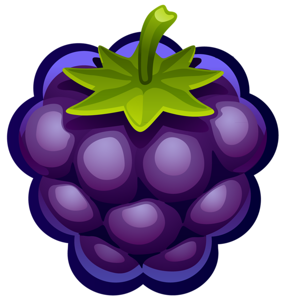 clip art royalty free Large painted png pinterest. Cherries clipart blueberry.