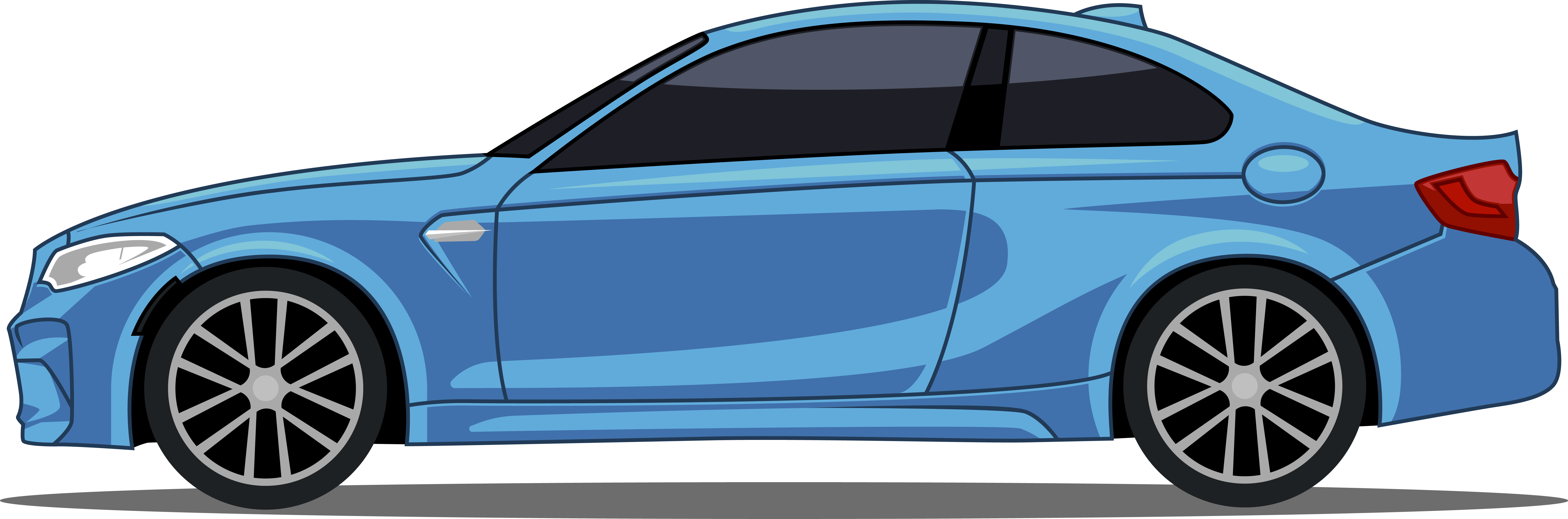 clipart Sports car Luxury vehicle Mercedes