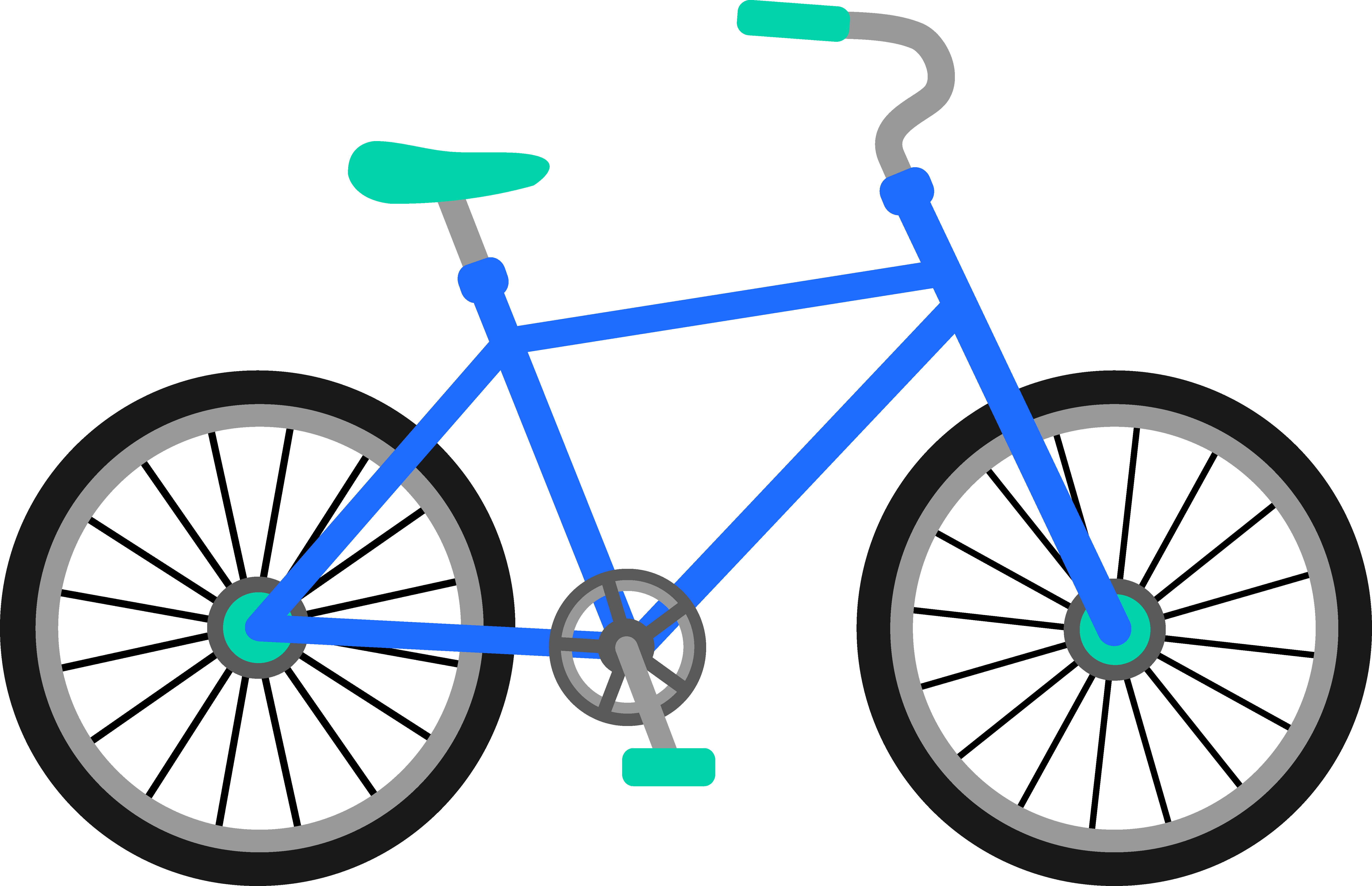 transparent stock Collection of free Bike drawing