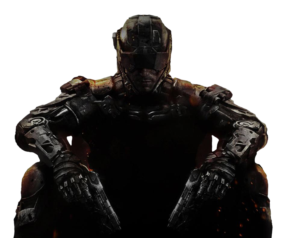 png library stock Call of duty black. Bo3 transparent
