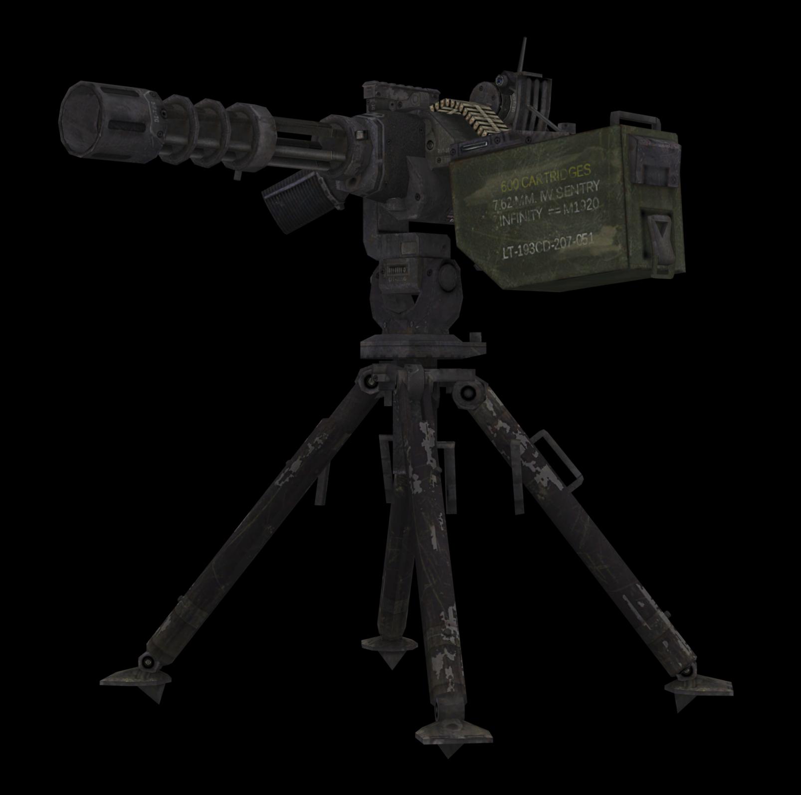 graphic black and white stock Sentry gun call of. Bo3 transparent cerberus