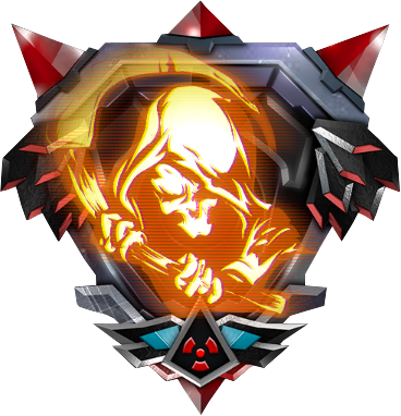 graphic free download Image medal bo png. Bo3 transparent nuclear