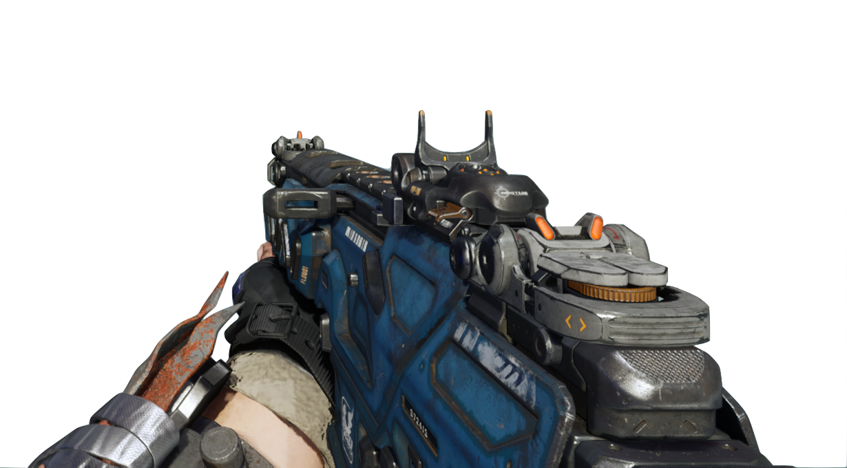 jpg freeuse stock Image mk first person. Bo3 transparent peacekeeper
