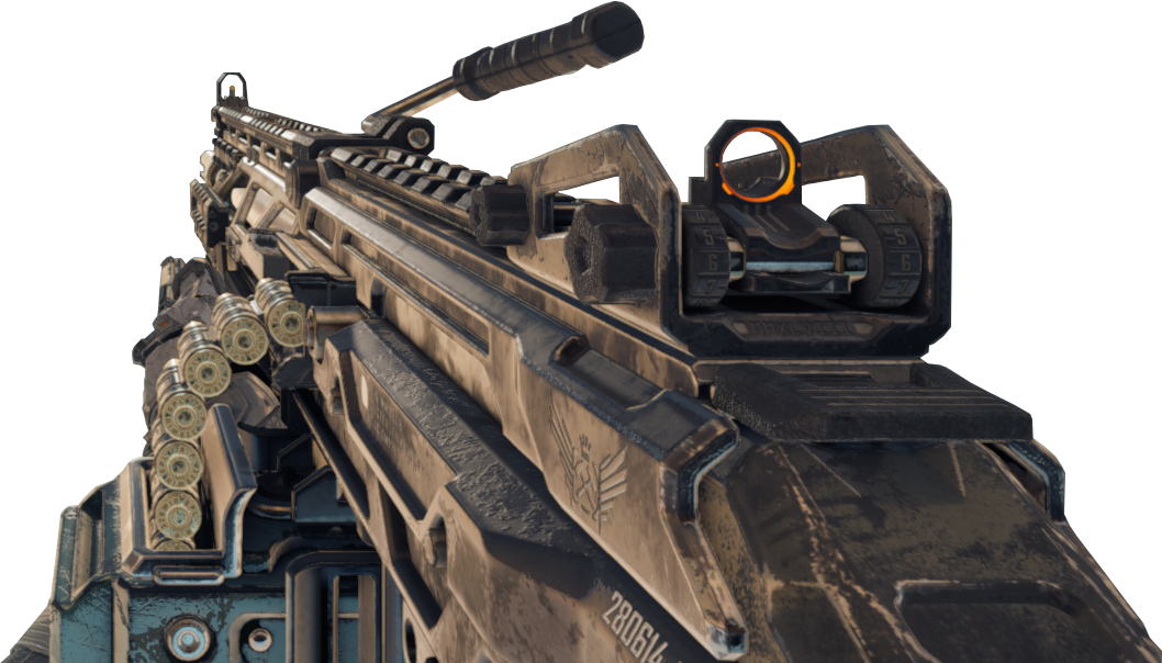 library Bo3 transparent purifier.  dredge call of