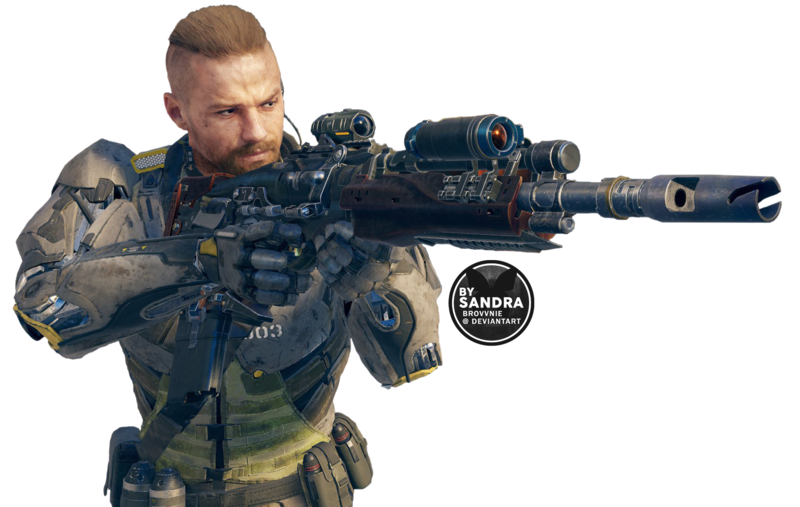 graphic free library  black ops specialists. Bo3 transparent tempest