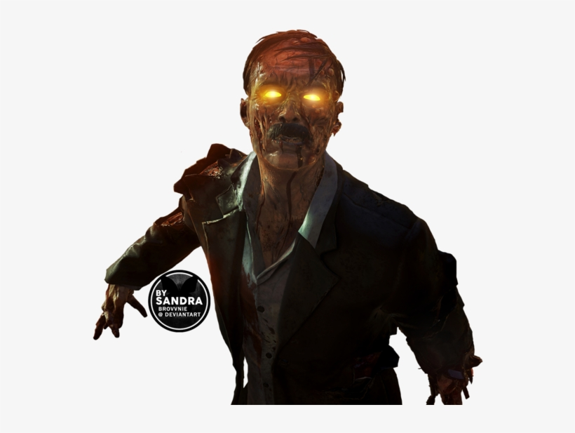 graphic royalty free library Bo3 transparent zombie. Call of duty black