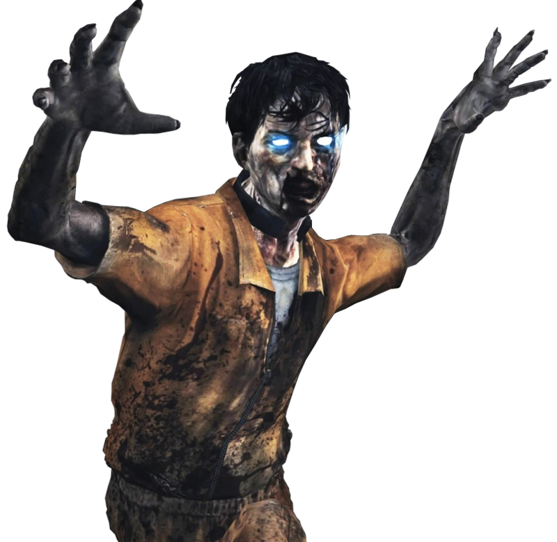 image stock Bo3 transparent zombie. Cod png collections at