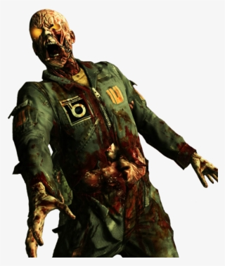 picture free library Black ops zombies png. Bo3 transparent zombie