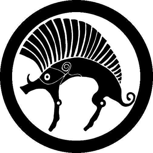 graphic royalty free library Boar vector celtic. Icon google search crests