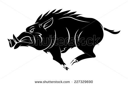 clip art black and white stock face is a bit to mean looking