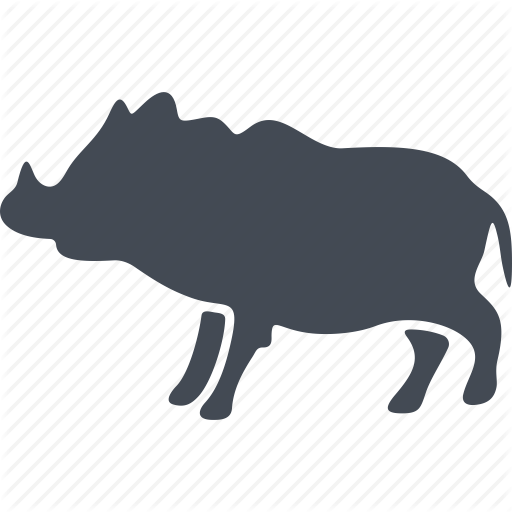image royalty free download Boar vector svg. Mammals by oleksandr yeromin