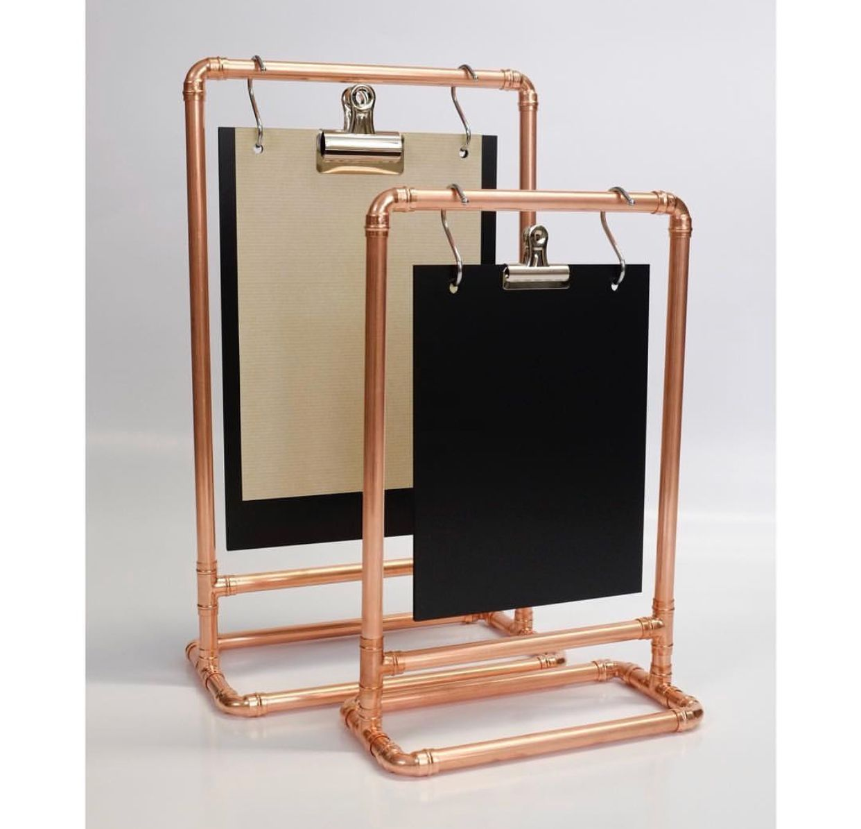 picture freeuse library Mini hanging counter top. Board clip copper